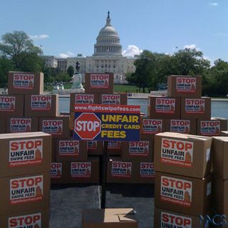 Congress stop unfair fees