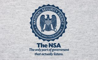Backwards: AT&T Exec Says Spoof NSA Logo Chills Discussion On Mass Spying